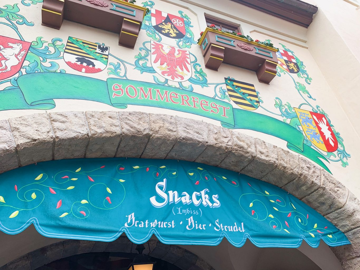Sommerfest in Epcot offers some of the best food