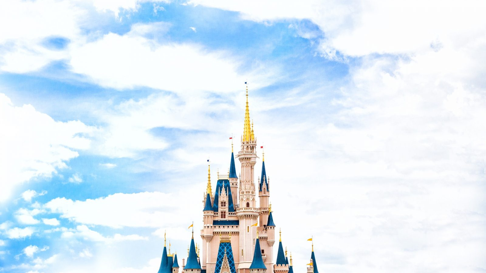 Photo of Castle At Walt Disney World