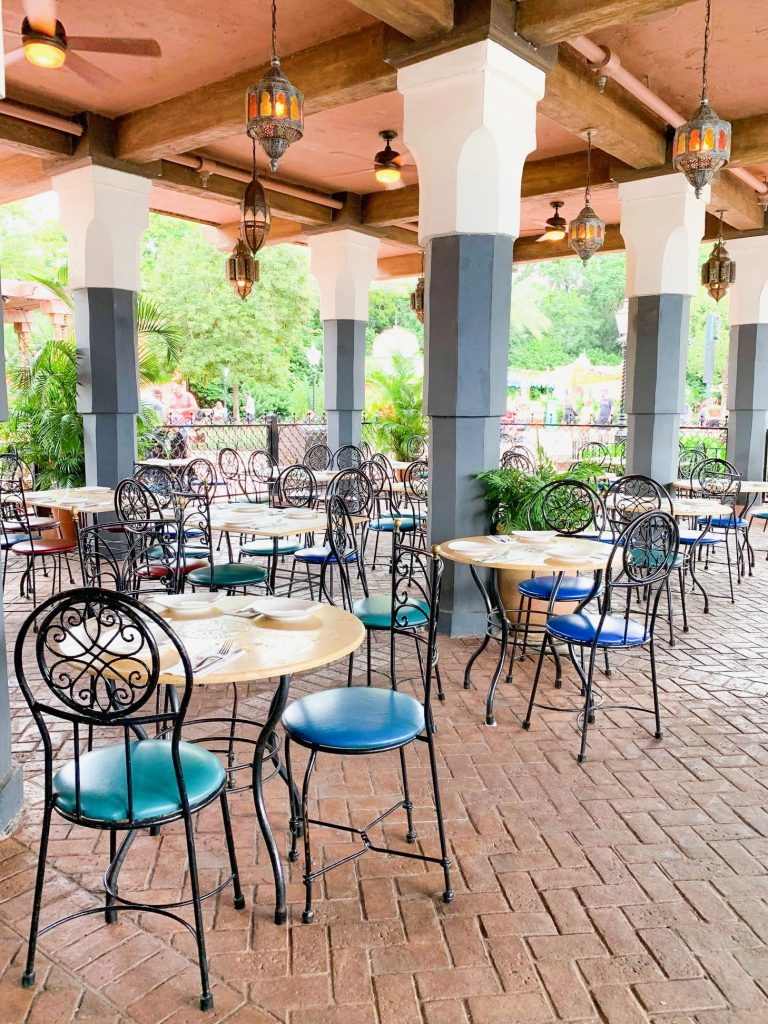 skip spice road table at all costs when eating at Epcot