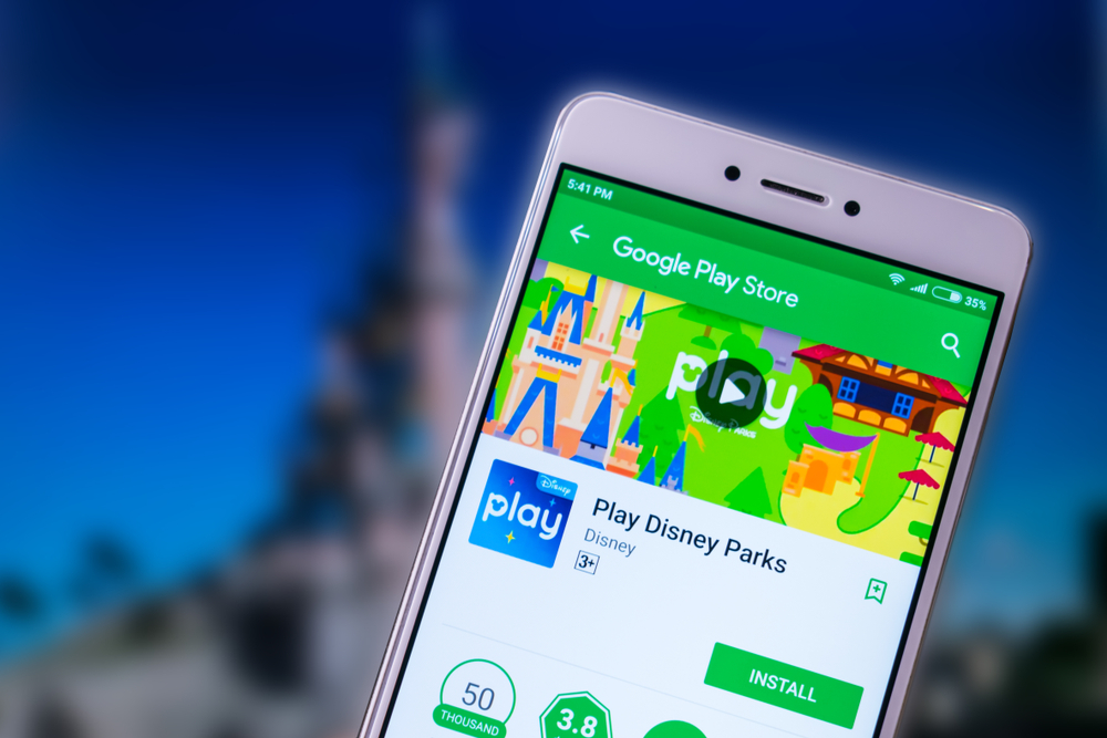 prep your phone for Disney by downloading these apps