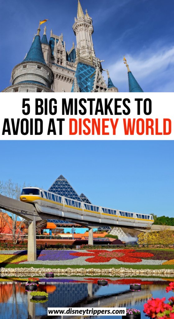 5 Big Mistakes To Avoid At Disney World   Huge mistakes to avoid when planning a trip to Disney World   how to visit Disney   planning tips for Disney   Disney travel tips   best things to do at Disney World   tips for your Disney Vacation   Disney mistakes to avoid   #disney #disneyworld