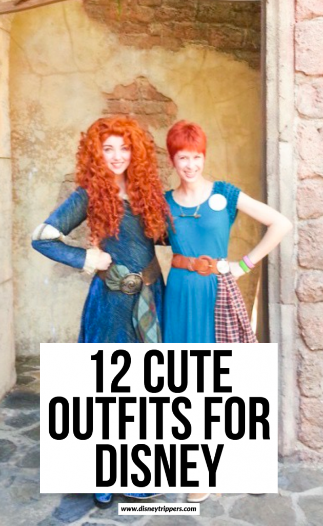 12 cute outfits for disney