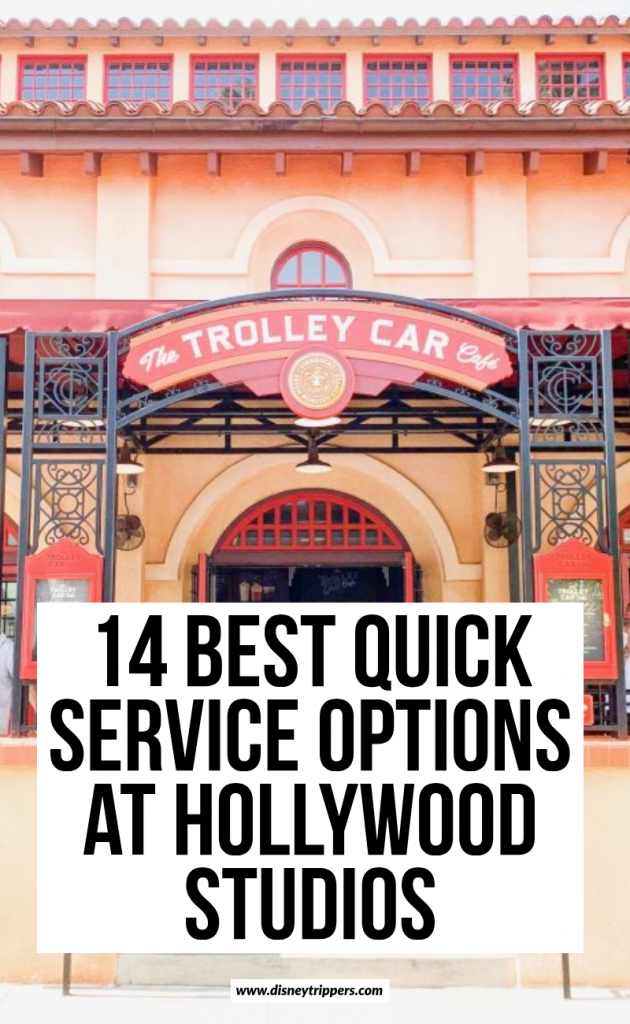 14 best quick service options at hollywood studios