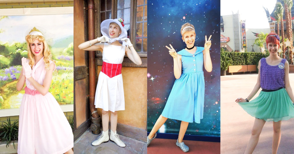 Creative And Easy Disneybound Outfit Ideas For Women