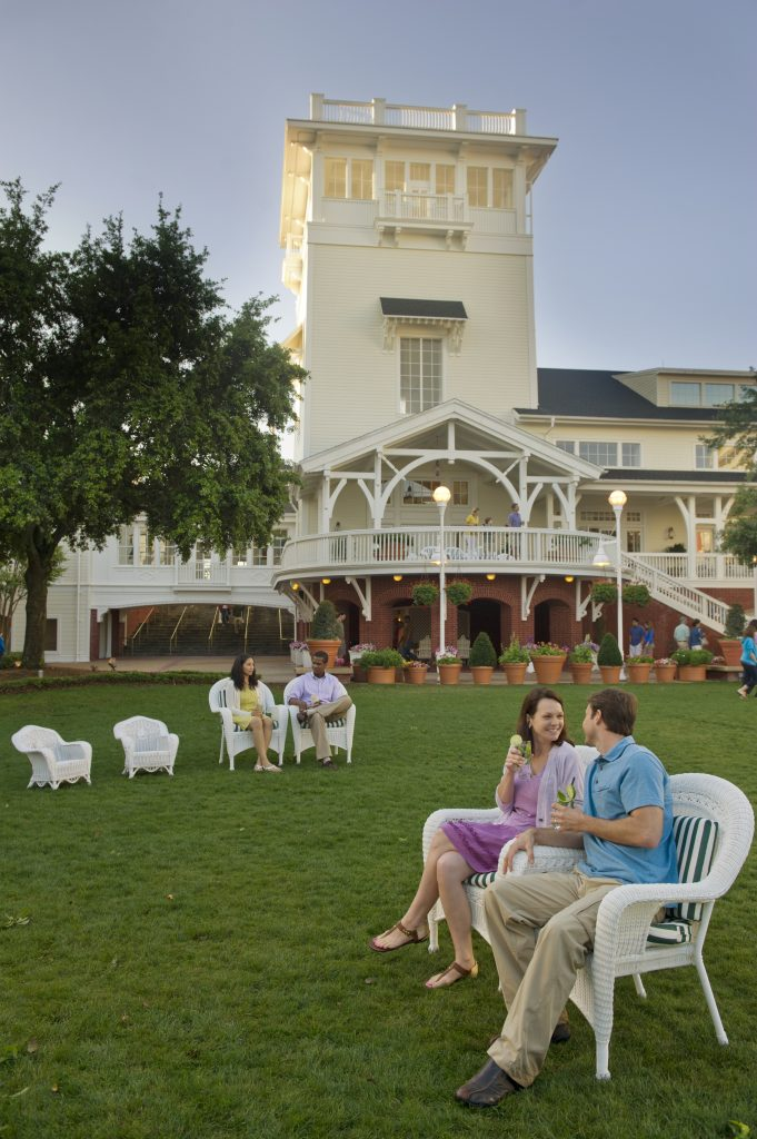 Photo from Disney BoardWalk Resort