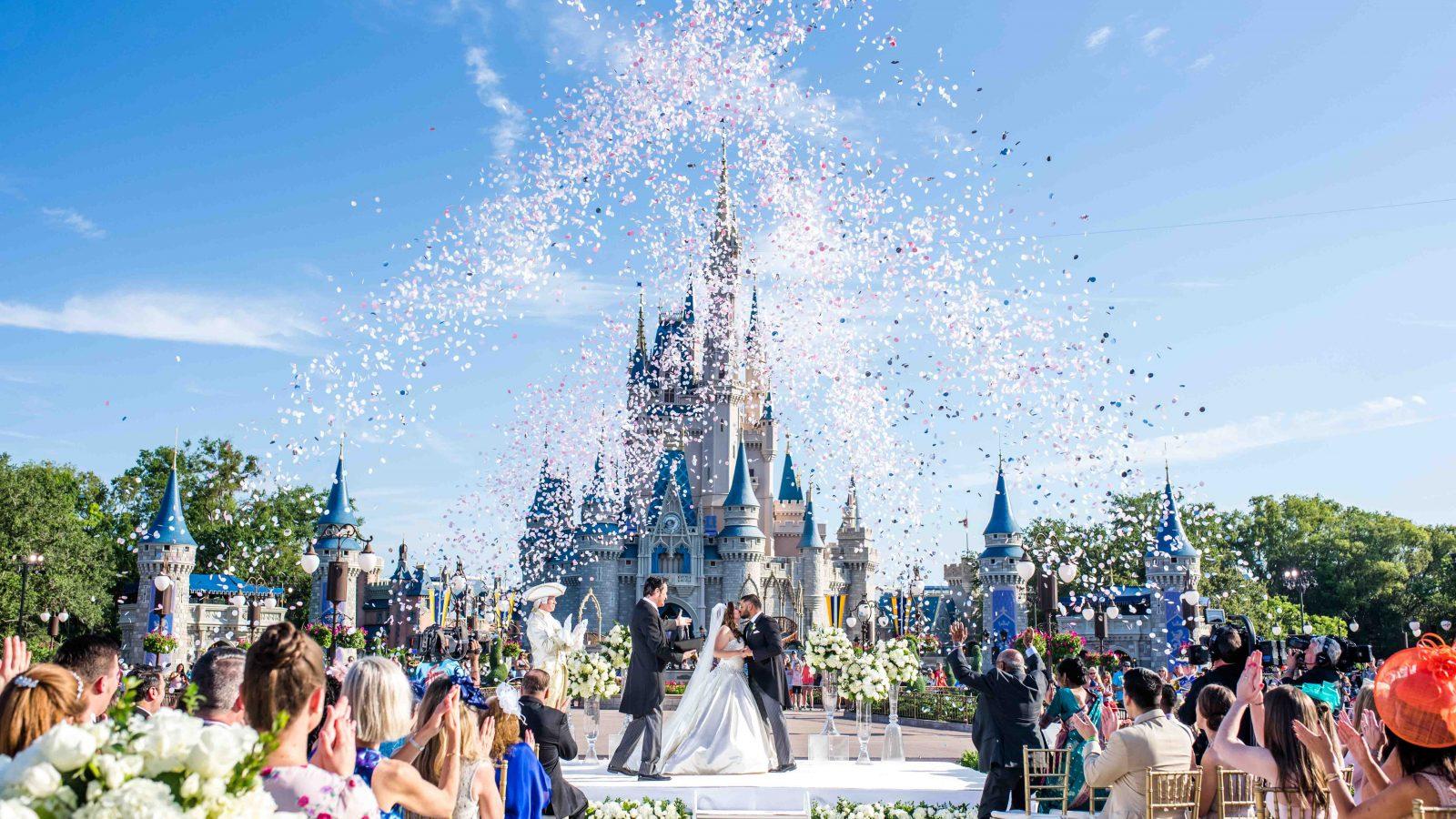 Photo of Disney Wedding
