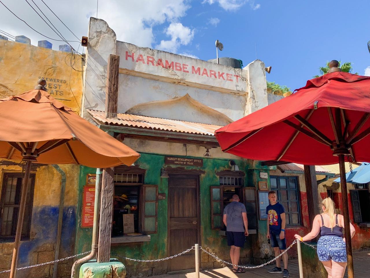 Harambe Village Quick Service