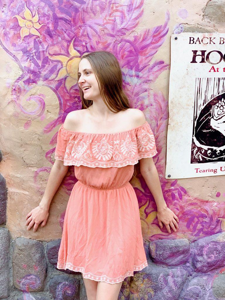 Feminine Disney Instagram photo on the Tangled Wall
