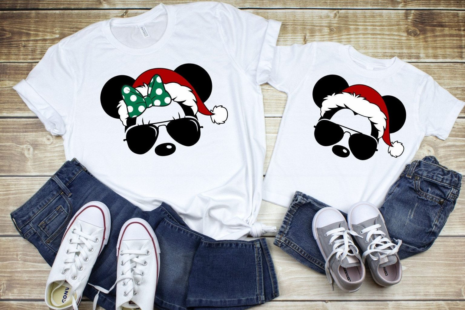 Too Cool Mickey And Minnie Mouse Shirts For The Holidays