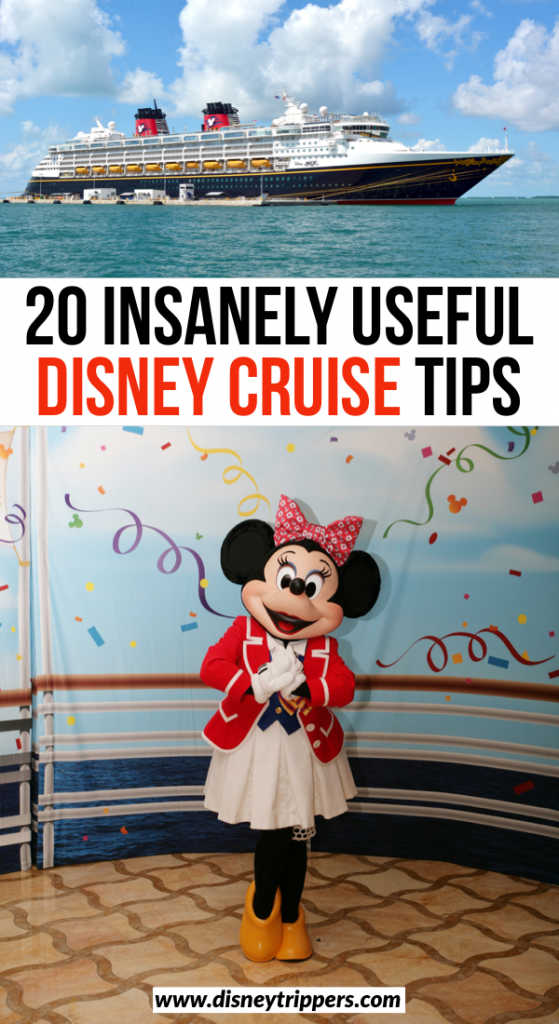 14 Insanely Useful Disney Cruise Tips to Know Before You Go | what to know before your first Disney cruise | Disney cruise insider tips | how to plan a Disney cruise | tips for going on a cruise with Disney | Disney cruise planning tips and advice | what to do on a Disney cruise | tips for going on a Disney cruise #disneycruise #disney #cruise