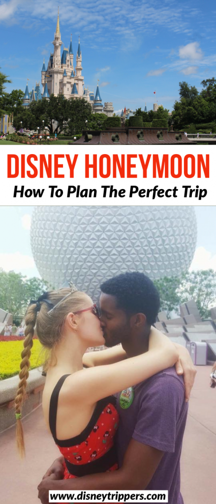 Disney Honeymoon: How to Plan the perfect Romantic Disney vacation | How to Plan the Perfect Disney Honeymoon | Honeymoon Inspiration | Disney for couples | Disney for adults | tips for visiting Disney on your honeymoon | planning a trip to Disney | getting married at Disney | Disney tips #disney #honeymoon #disneytravel