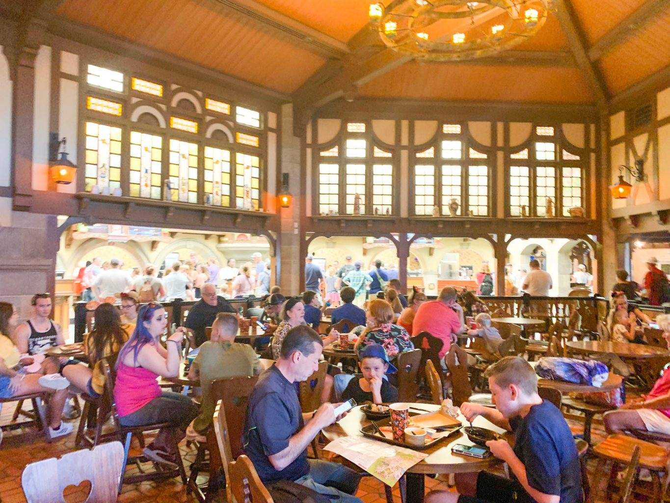Pinocchio Village Haus is one of the worst Disney dining options at Magic Kingdom