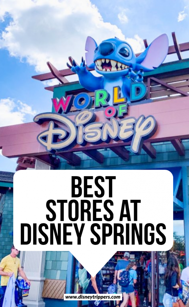 best stores at disney springs