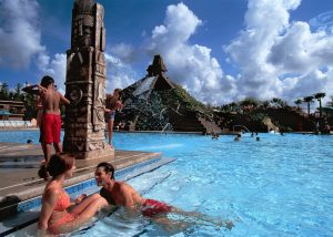 dig site pool at coronado springs