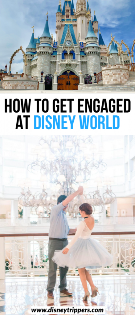 How To Get Engaged At Disney World | How to Plan the Perfect Disney Engagement | Proposing at Disney | getting married at Disney | tips for couples at Disney | weddings at Disney tips | Disney travel tips #disney