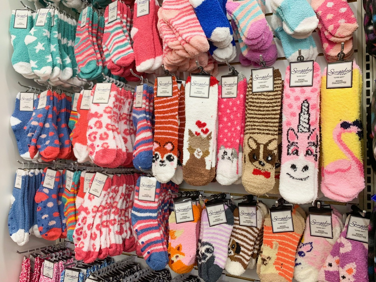 buy socks for Disney at Dollar Tree