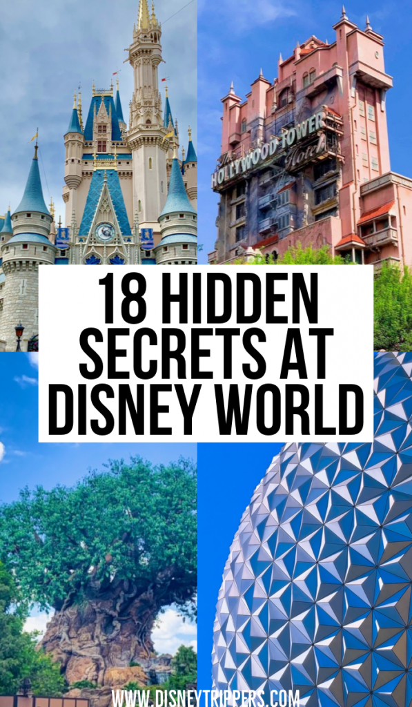 18 Hidden Secrets At Disney World | 18 Hidden Disney Secrets You Aren't Supposed To Know About | fun facts about Disney | how to hack your time at disney World | tips for planning a trip to Disney World | Disney travel tips | best things to know about Disney | Disney secrets for your vacation | how to have fun at Disney