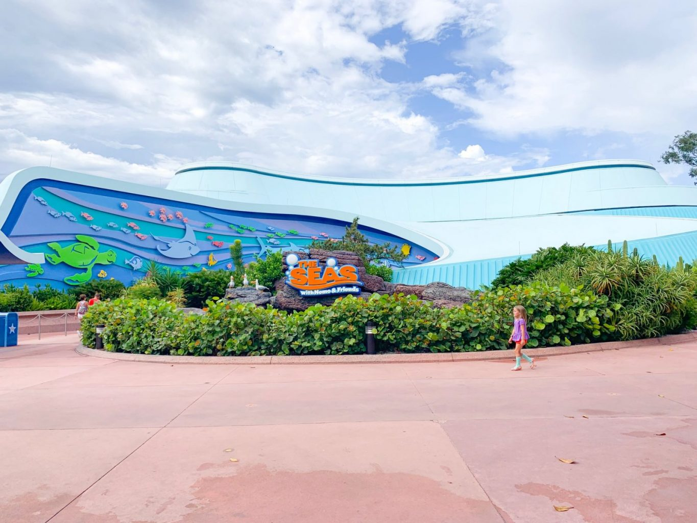 Seas With Nemo is one of the worst rides at Disney