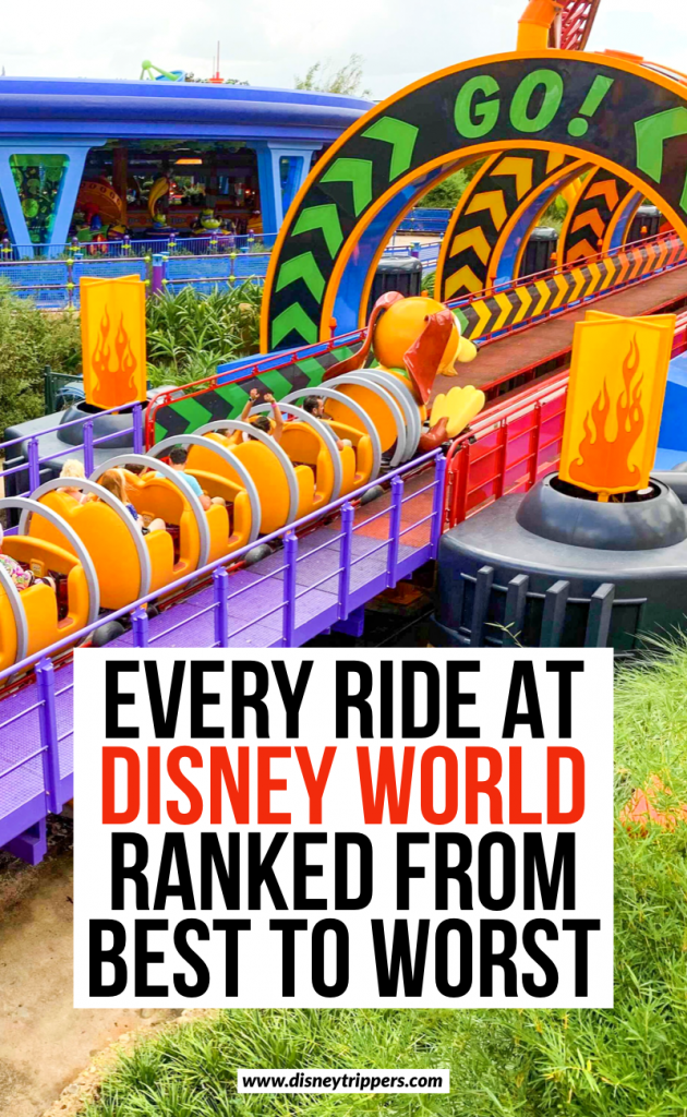 Every Ride At Disney World Ranked From Best to Worst | 35 Best (And Worst!) Disney World Rides | what rides to go on at Disney World | top attractions at Disney World | tips for planning a trip to Disney world | best Walt Disney World ride options | how to plan a Disney World vacation | best rides for preschoolers | best disney rides for Toddlers | best disney rides for tweens | best Disney rides for the whole family #disney #rides
