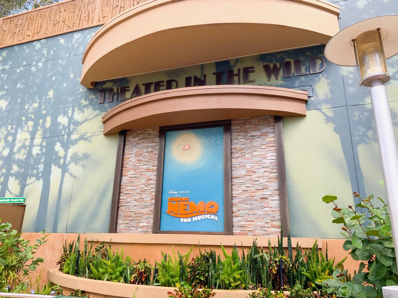 Animal Kingdom Finding Nemo: The Musical
