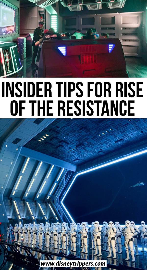Insider Tips For Star Wars: Rise Of The Resistance Ride At Disney's Hollywood Studios | Exactly What To Expect On Star Wars Rise Of The Resistance | Star Wars ride at Disney World | Star Wars Ride AT Disneyland | what to know before going on the new Star Wars ride at Hollywood Studios | tips for rides at Disney World | Disney planning Tips #starwars #disney