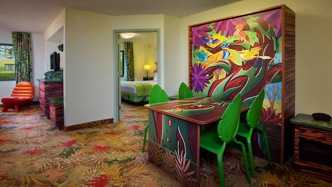 Disney Value Resort Lion King Suite