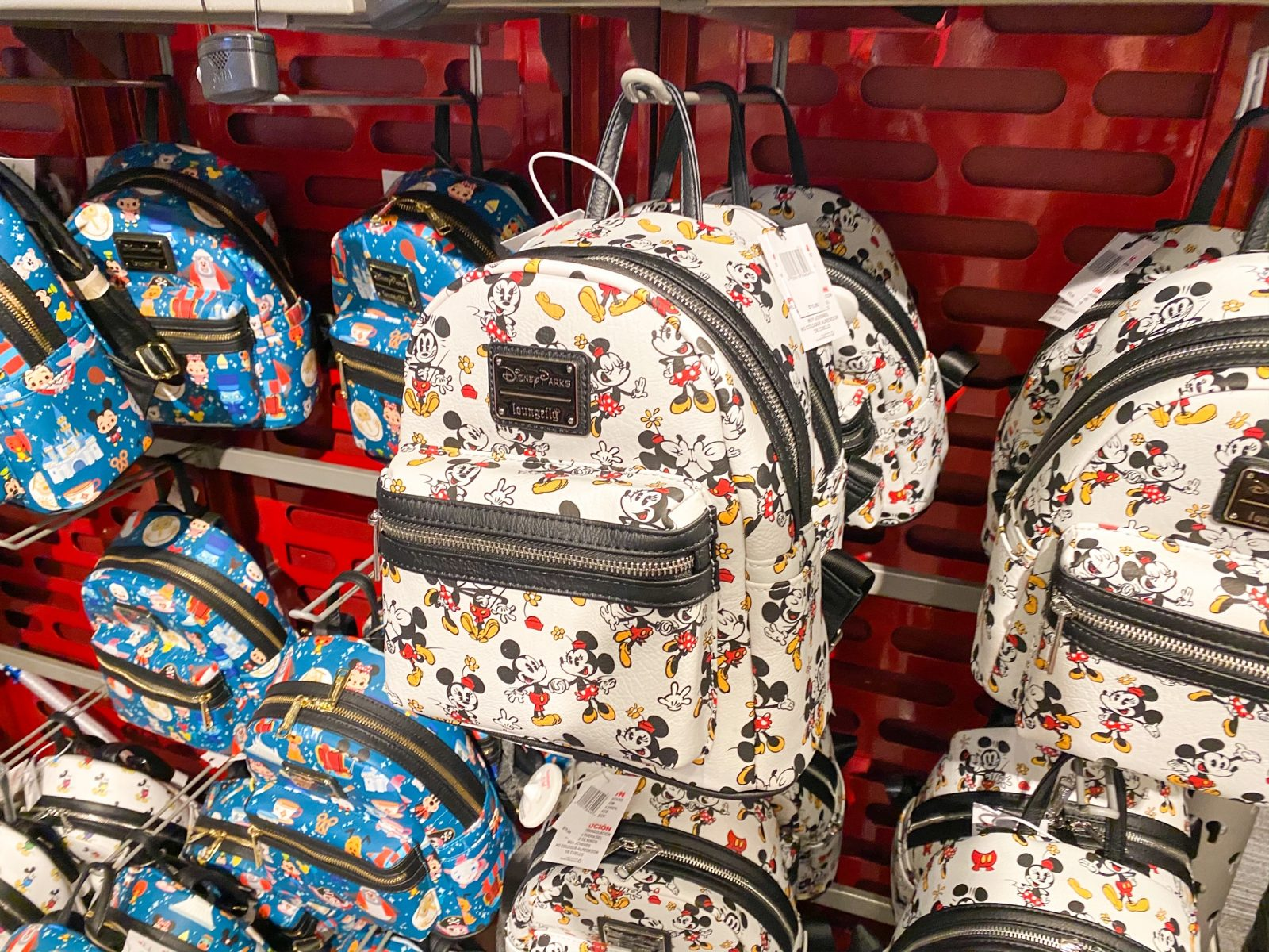 Disney Souvenirs Backpack