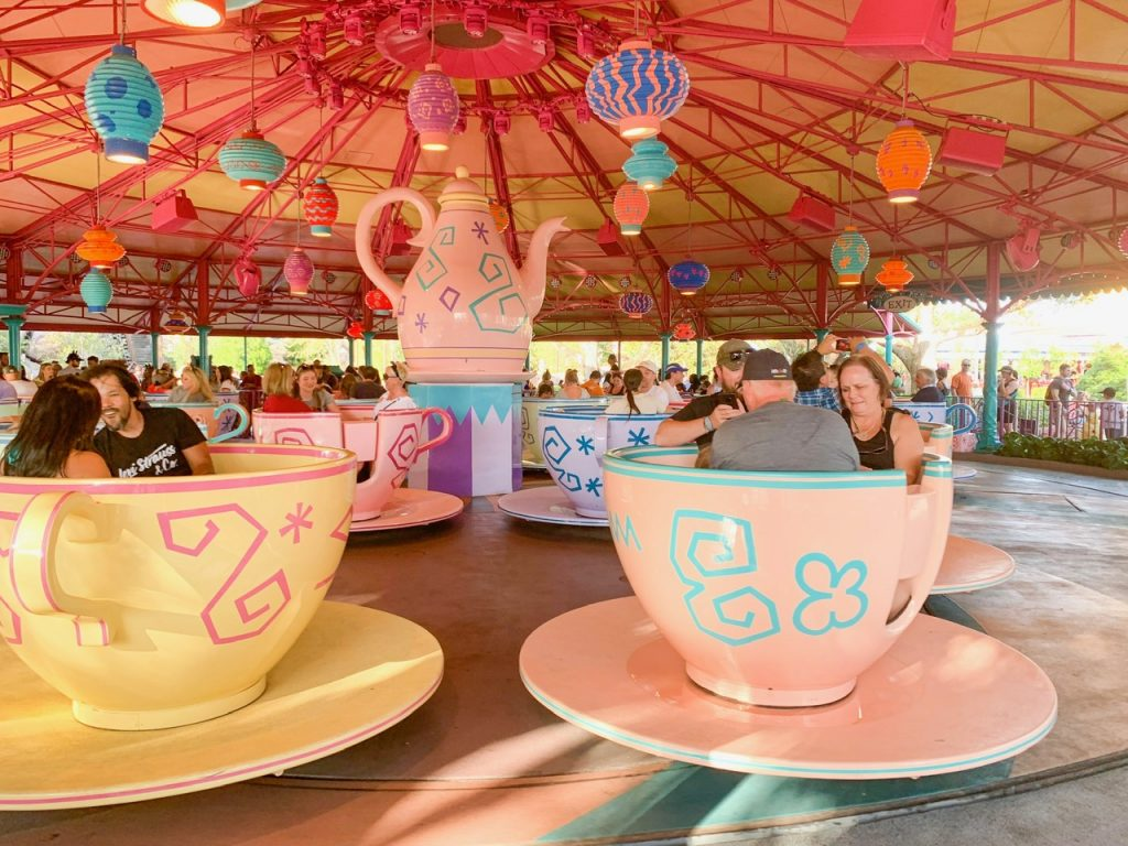 Photo of Teacup Ride