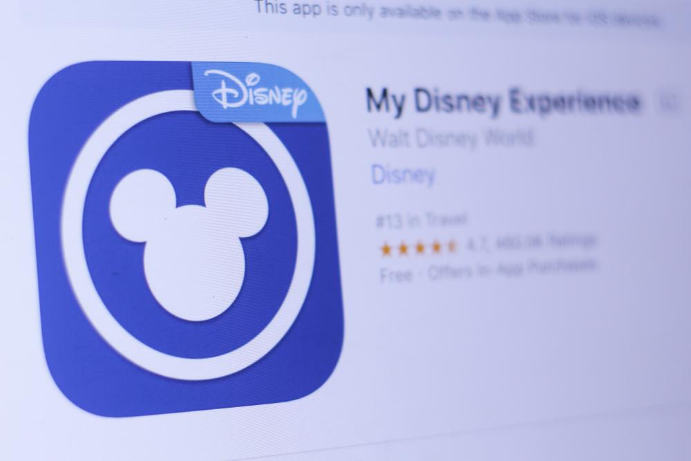 Disney on a Budget App
