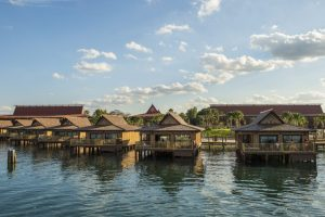 six island inspired overwater bungalows best Disney World resorts
