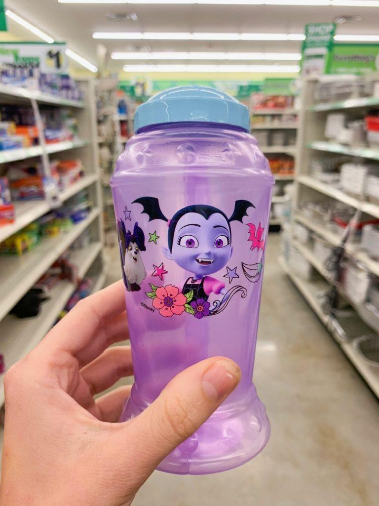 Disney on a Budget Disney Water Bottle