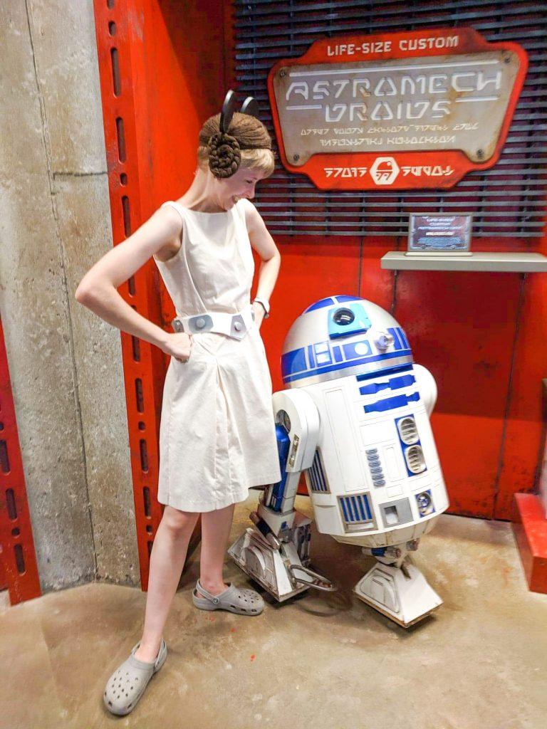 Disney on a Budget Disneybound Star Wars