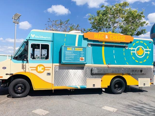 Disney on a Budget Food Truck