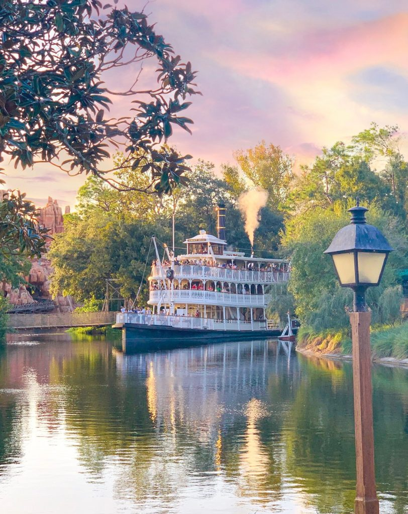 Disney on a Budget Riverboat