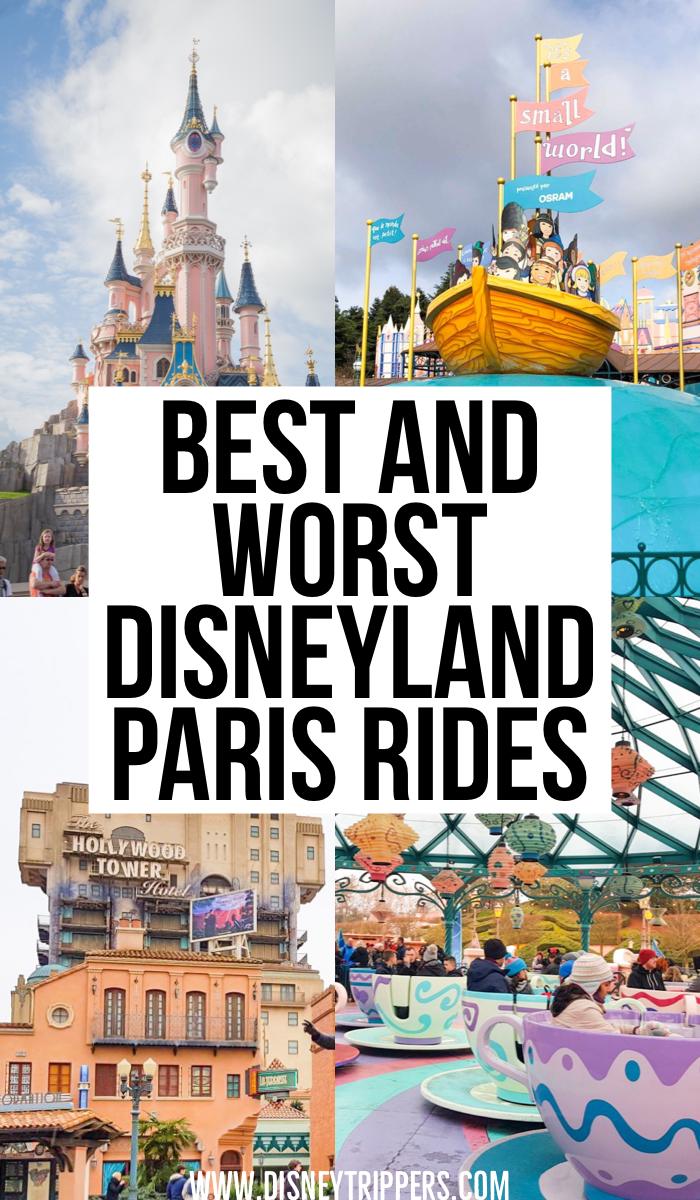 Best And Worst Disneyland Paris Rides | 21 Best (And Worst!) Disneyland Paris Rides And Attractions | best things to do at Disneyland Paris | tips for planning a trip to Disneyland Paris | what to do at Disneyland Paris | Disneyland Paris tips | what to ride at disneyland Paris #disneylandparis #DLP