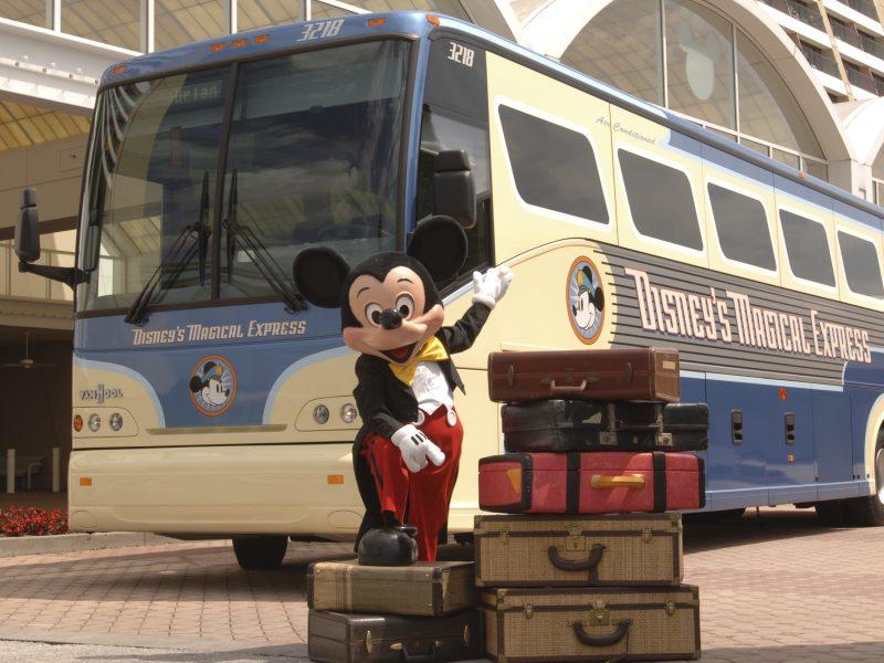 Disney World Magical Express Shuttle