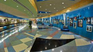 Disney Value Resort Pop Century Lobby