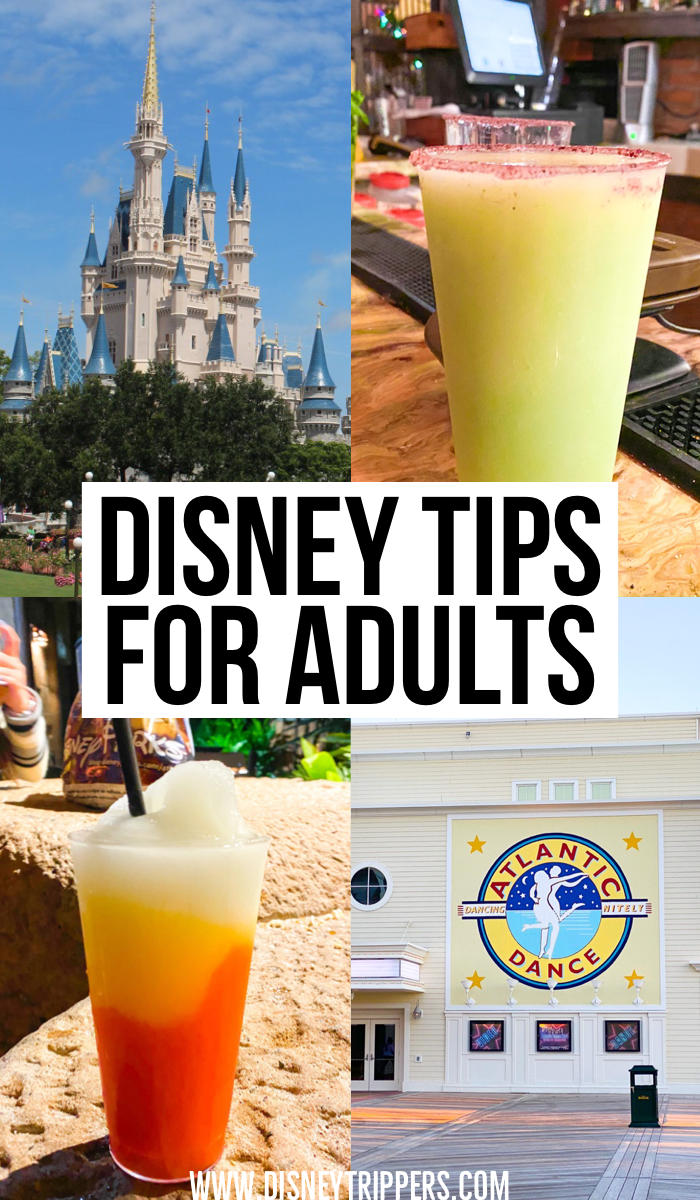 Disney World Tips For Adults | The Ultimate Grown-Ups Guide to Disney for Adults | best things to do at Disney World for adults | best bars at Disney World | best nightlife at Disney World | best disney dining for adults | how to plan a trip to Disney World #disney