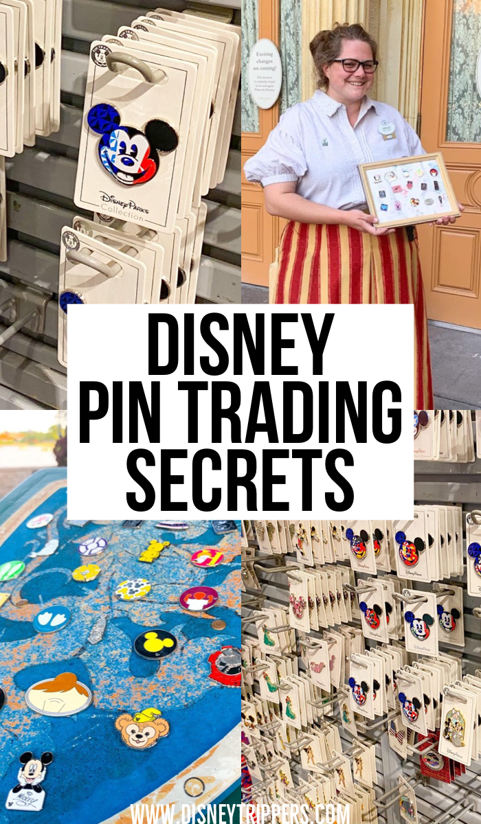 Disney Pin Trading Secrets | 8 Insanely Useful Disney Pin Trading Tips | how to pin trade at Disney World | Disney world secrets and tips | how to spot fake pins while pin trading at Disney | Disney world tips | fun things to do at Disney #disney