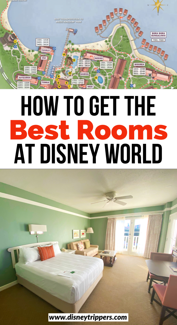 How To Get The Best Rooms At Disney World | Exactly How To Get The Room You Want At Disney Resorts | what are the best rooms at Disney World Hotels | how to request a room at Disney | where to stay at Disney World | Disney world resort room requests | tips for booking the best room at Disney | Disney travel tips | #disney