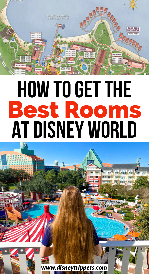 How To Get The Best Rooms At Disney World | Exactly How To Get The Room You Want At Disney Resorts | Disney world hacks and secrets | tips for picking the best room at Disney World | Disney travel tips | how to pick the best family vacation at Disney World | hacks for Disney world | big disney secrets for your vacation #disney