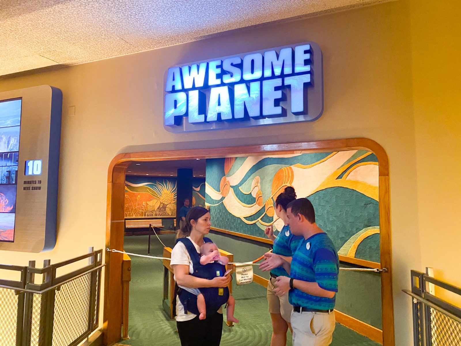 Awesome Planet a Disney World show