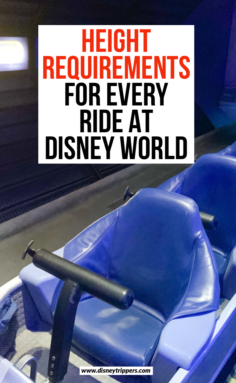 Height Requirements For Every Ride At Disney World   Understanding Disney World Height Requirements   how tall do you have to be to ride rides at Disney   rider switch at Disney   Disney travel tips   best rides at Disney world   disney travel tips   tips for planning a trip to Disney world   #disney