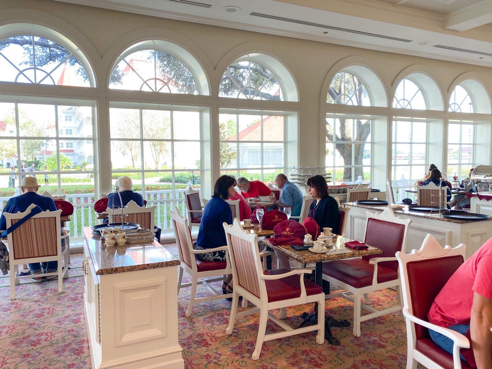 Garden View Tea Room