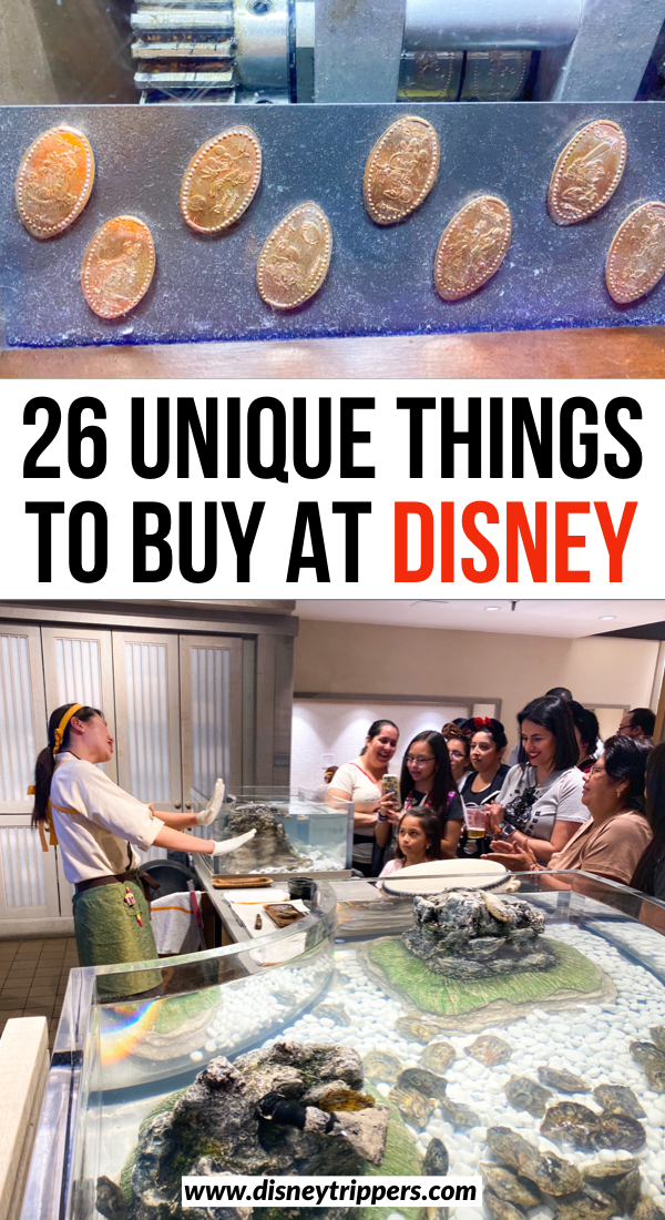 26 Unique things to buy at Disney World | 26 Best Disney Souvenirs That Won't Break The Bank | fun Disney souvenirs | what to buy at Disney | best gifts to buy at Disney World | Disney world tips | disney travel tips | cute Disney things to take home #disney