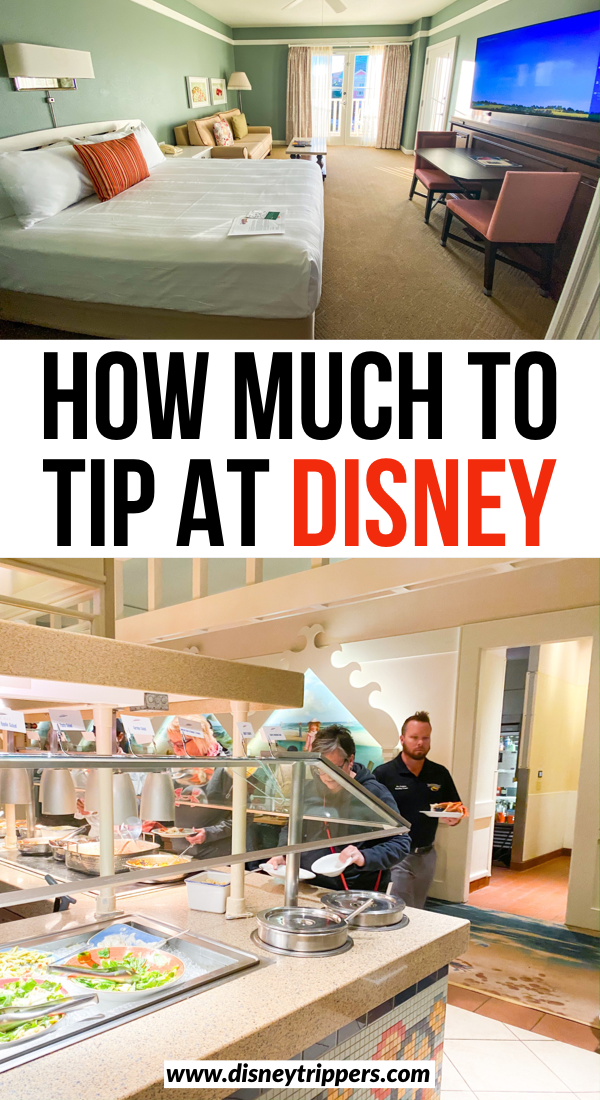How Much To Tip At Disney World | How Much Should You Be Tipping At Disney? | who to tip at Disney world | Disney tipping guide | disney world travel tips | tips for planning your trip to Disney | how much to tip on disney dining | how much to tip for disney maid service #disney