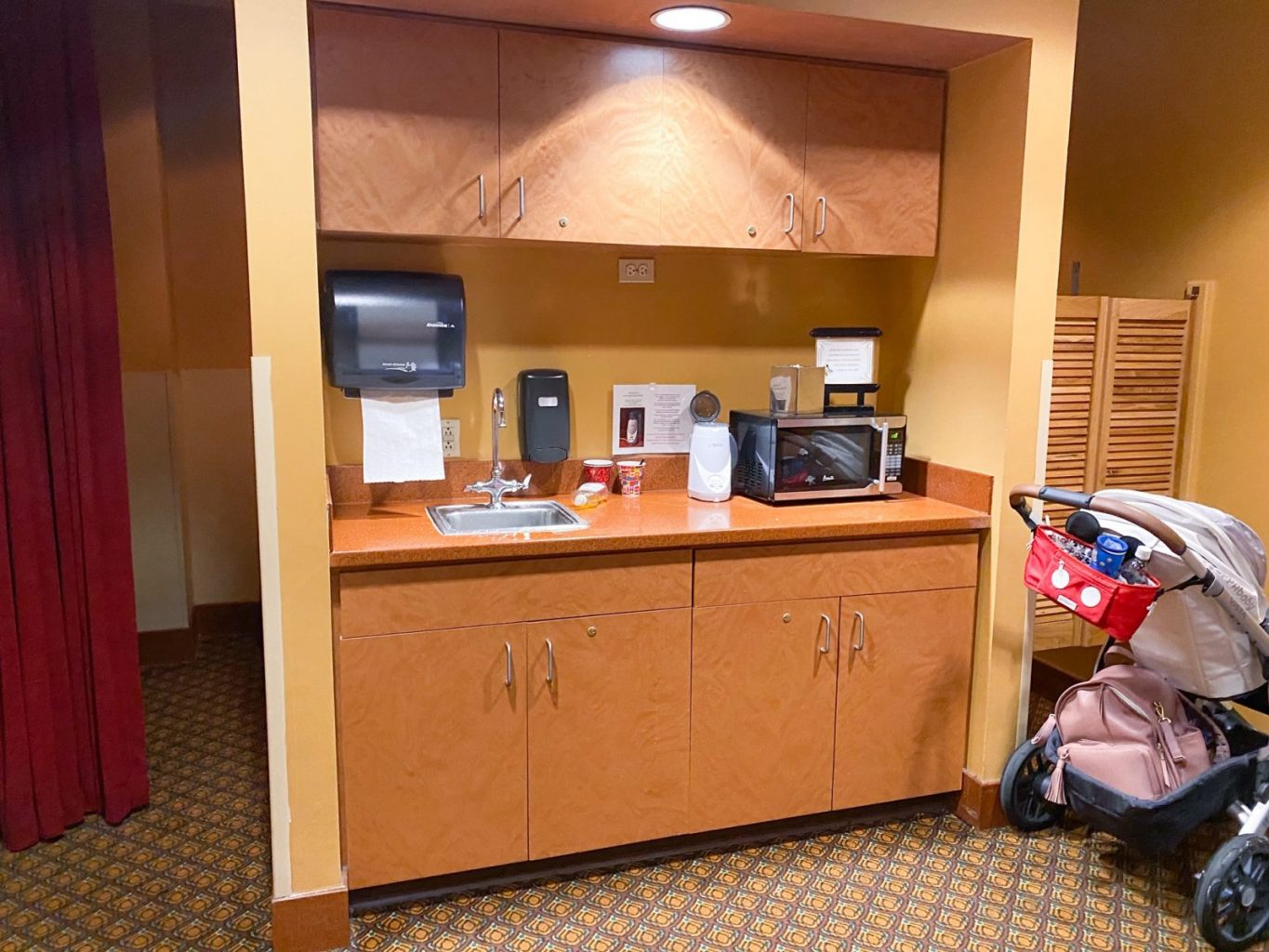Locations For All The Disney Baby Care Centers - Disney ...