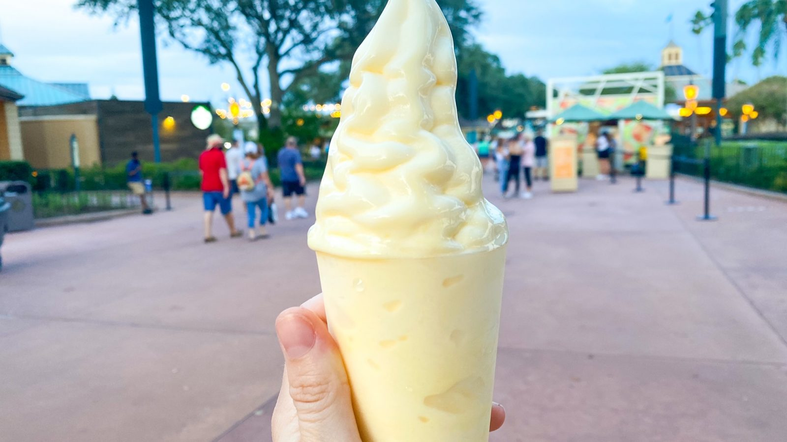 Where to get Dole Whip At Disney World - Disney Trippers